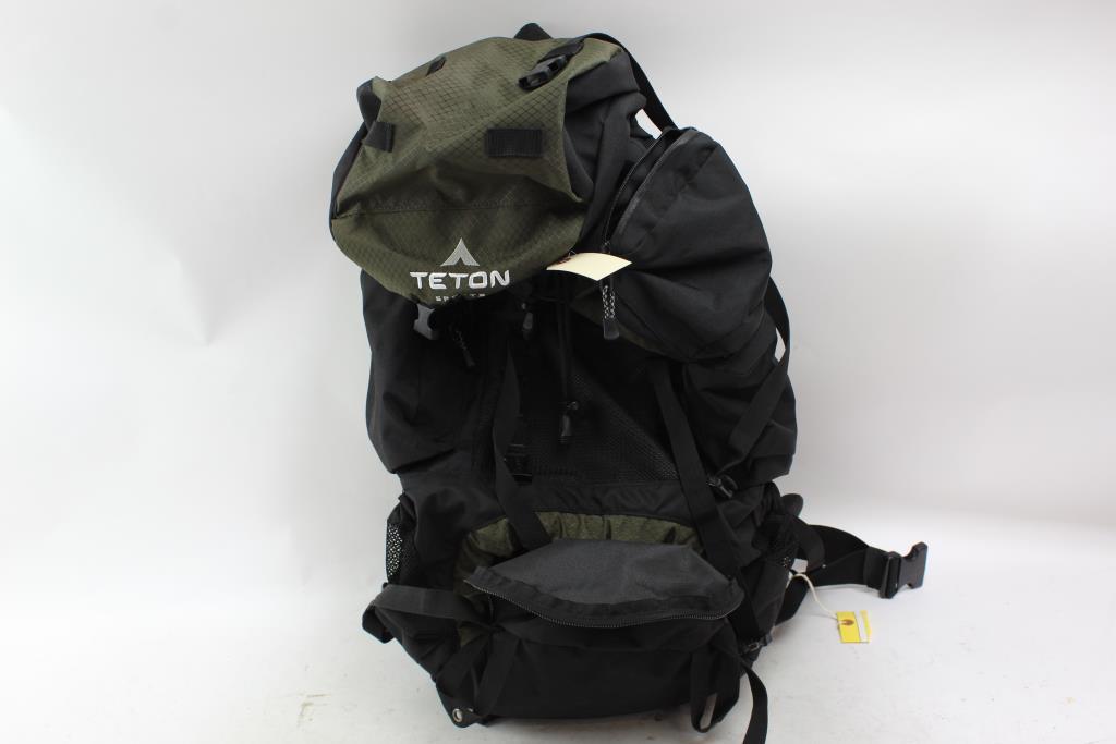 Image 1 of 3. Teton Sports Explorer4000 Internal Frame Backpack 93ca68277f699