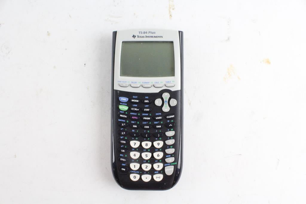 Texas Instruments Graphing Calculator | Property Room
