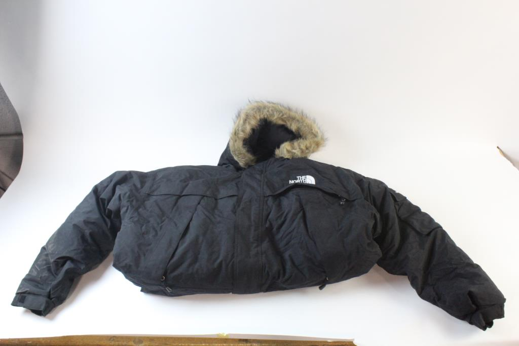 48a0b5fafb06 The North Face Mens Winter Jacket