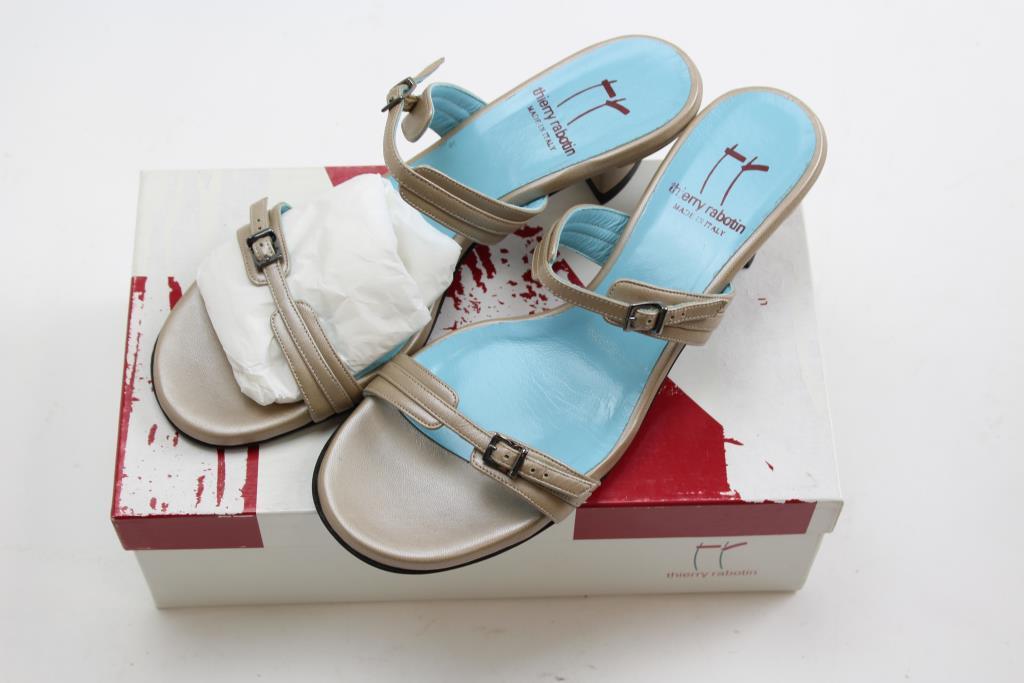 more photos d7e81 816d9 Thierry Rabotin Shoes, Size 39 | Property Room