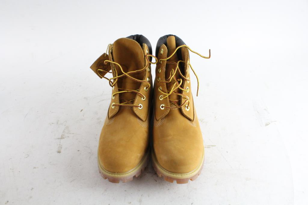 TImberland Mens Boots, Size 8.5 Fastighetsrum  Property Room