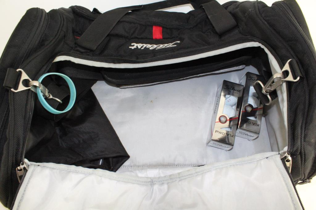 Leist Duffle Bag
