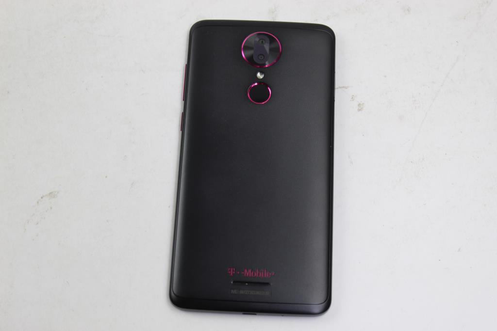 T-Mobile Revvl Plus, 32GB, T-Mobile, Google Account Locked, Sold For