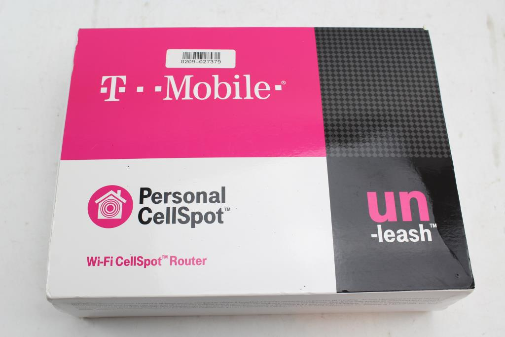 T-Mobile Wi-Fi CellSpot Wireless Router | Property Room