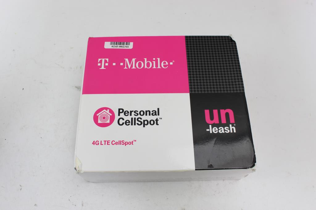 T-Mobile Wireless Router Personal 4G LTE Cellspot Model 9961