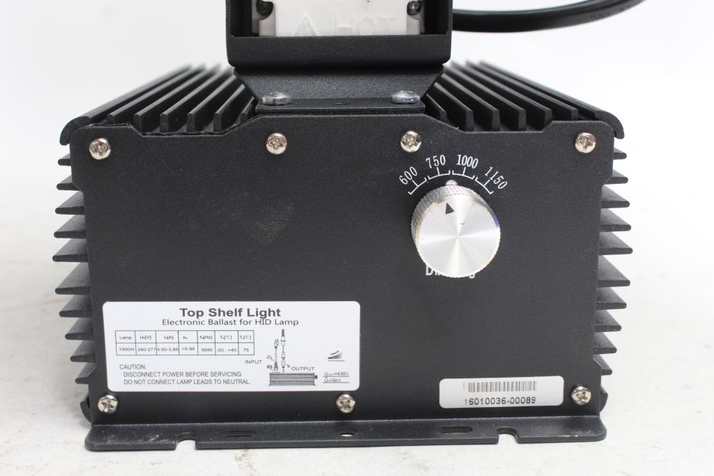 Top Shelf Light Electronic Ballast With Reflector