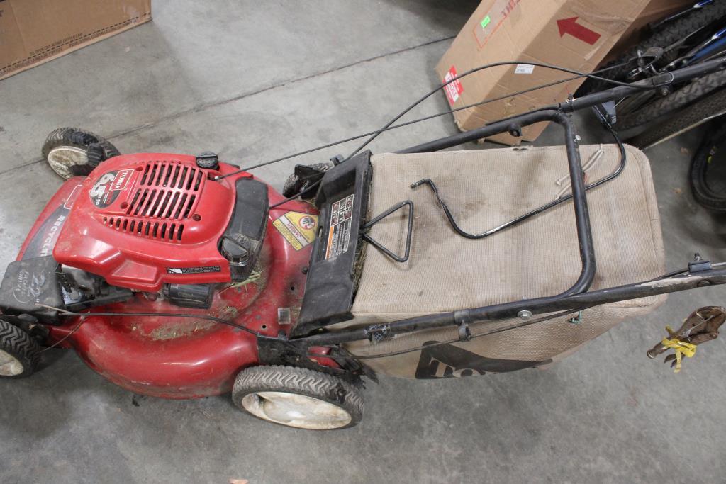 Toro Gts Lawn Mower