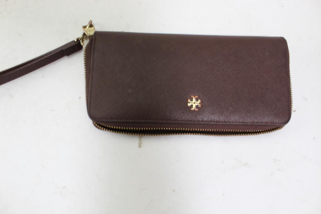 04d41db8b4b7 Tory Burch & Michael Kors Wristlet Wallets; 2 Pieces | Property Room