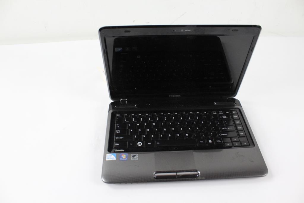 Toshiba Satellite L645-S4102, Laptop | Property Room