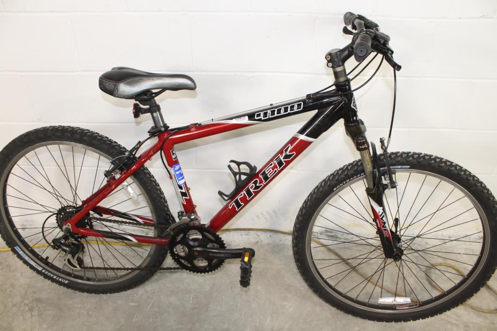 Trek 4100 Mountain Bike Property Room