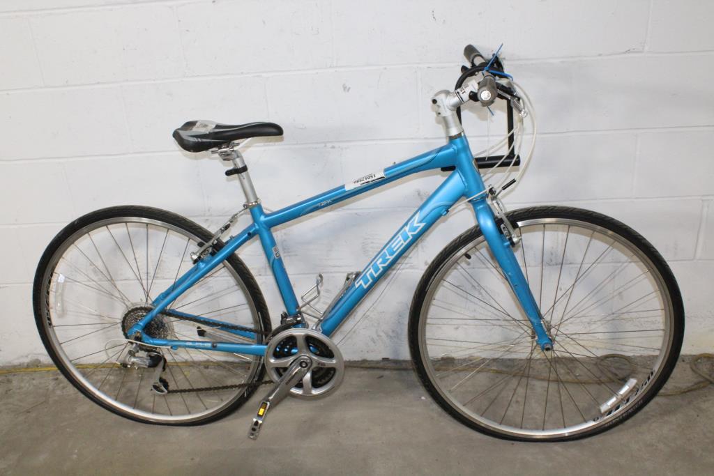 Trek 7 2 Fx Hybrid Bike Property Room