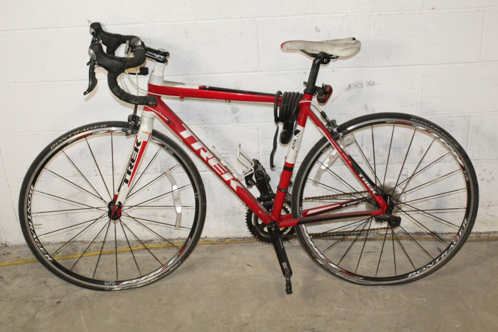 Trek Alpha 2.3 Aluminum Frame Road Bike | Property Room