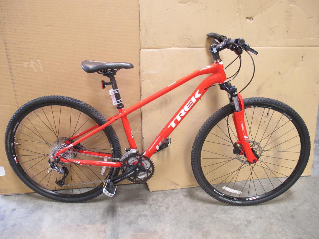 Trek Dual Sport 8 4 Ds Mountain Bike Property Room