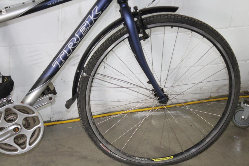 Trek Multitrack 7000 Hybrid Bike Property Room