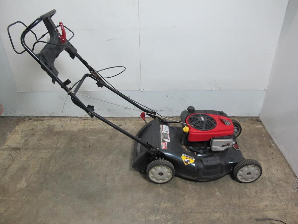 Troy Bilt Lawn Mower Florida App Only Property Room