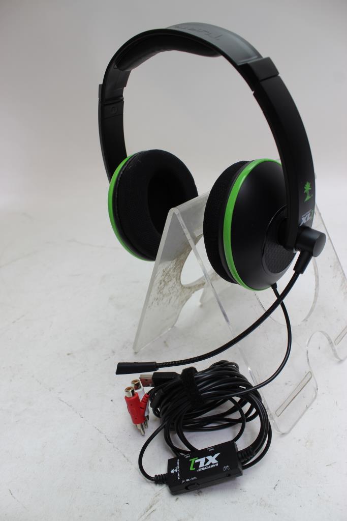 497dead298d Turtle Beach Ear Force XL1 Headset | Property Room