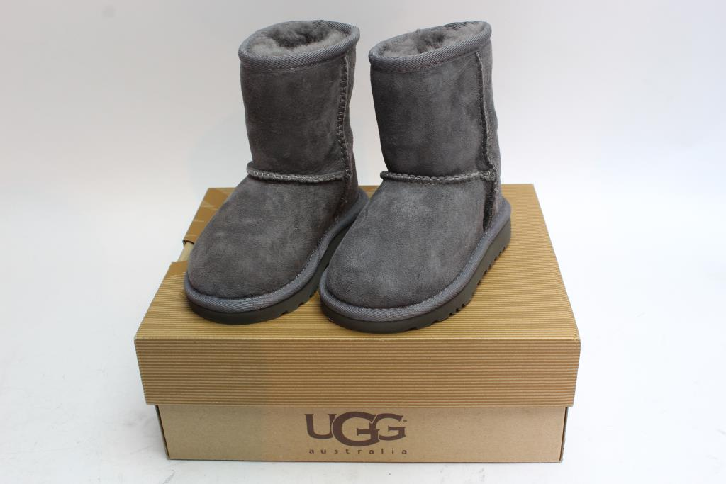 bc67ed0f64b1 Image 1 of 5. Ugg Girls Boots