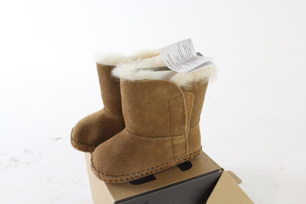 8f72df5aa8e Ugg Infant Boots, Size 2/3 | Property Room