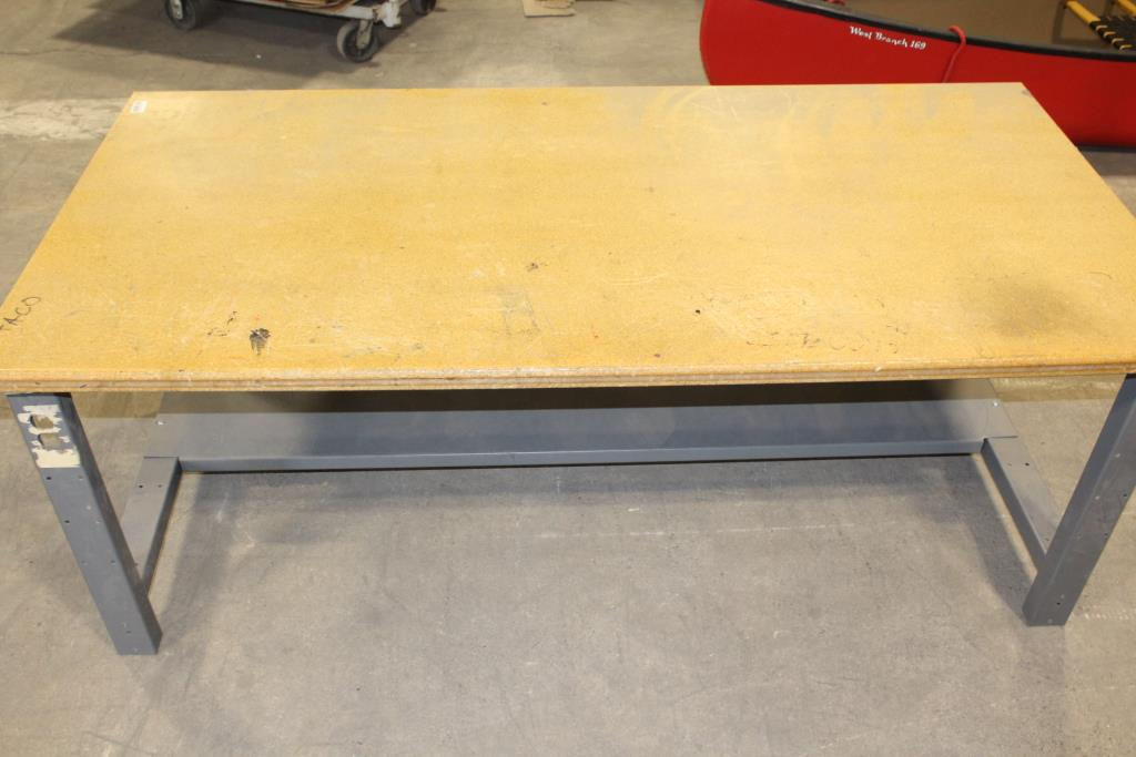 Merveilleux Uline Packing Table