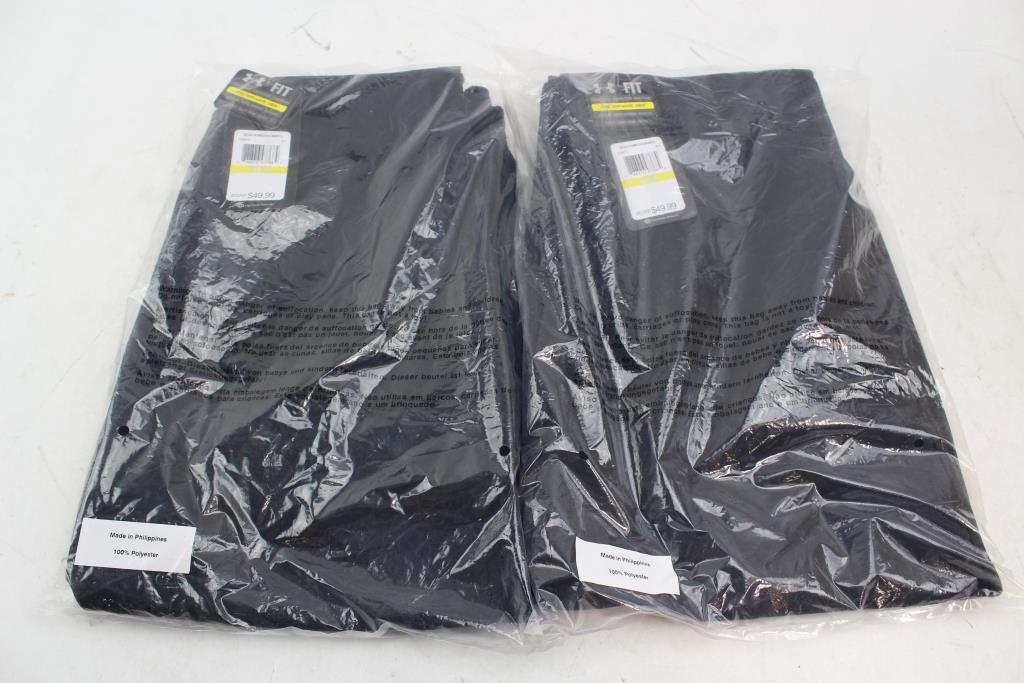 725f10b94b6a Under Armour Futbolista Soccer Track Pants Men s Medium  2 Items ...