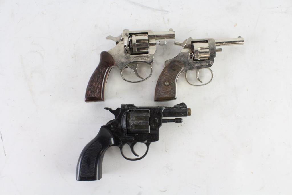Vanguard And Other Starter Pistols, 3 Pieces | Property Room
