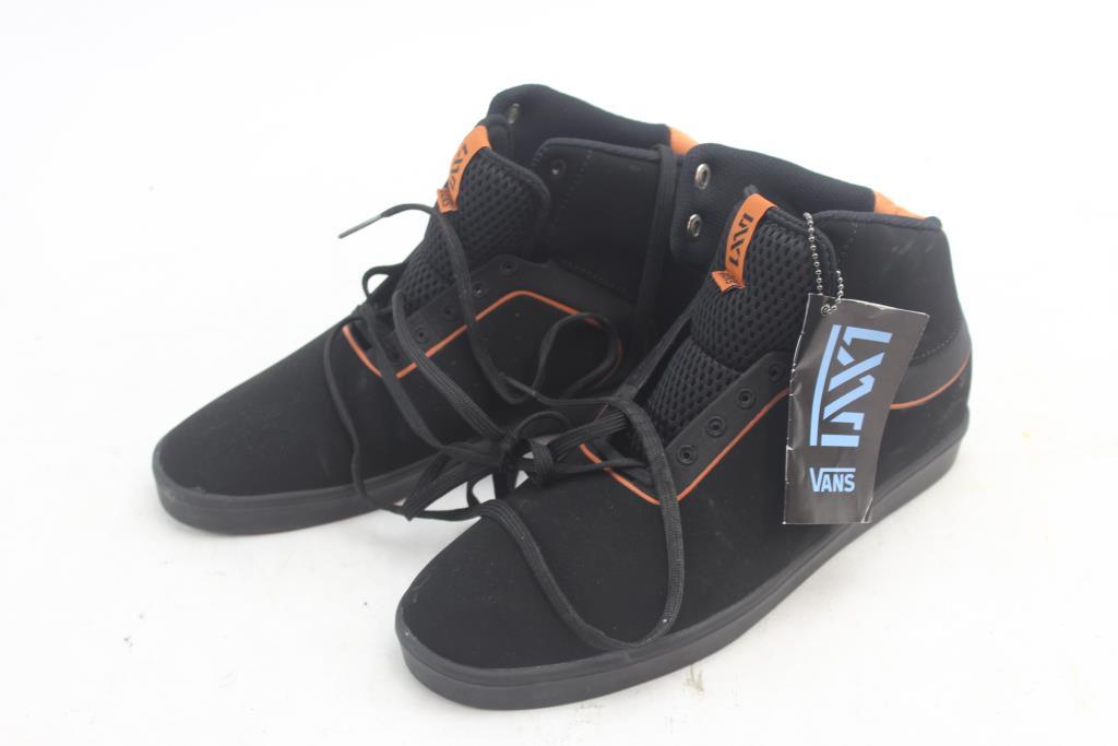 Vans LXVI Men's Hi-Top Shoes, Size 9