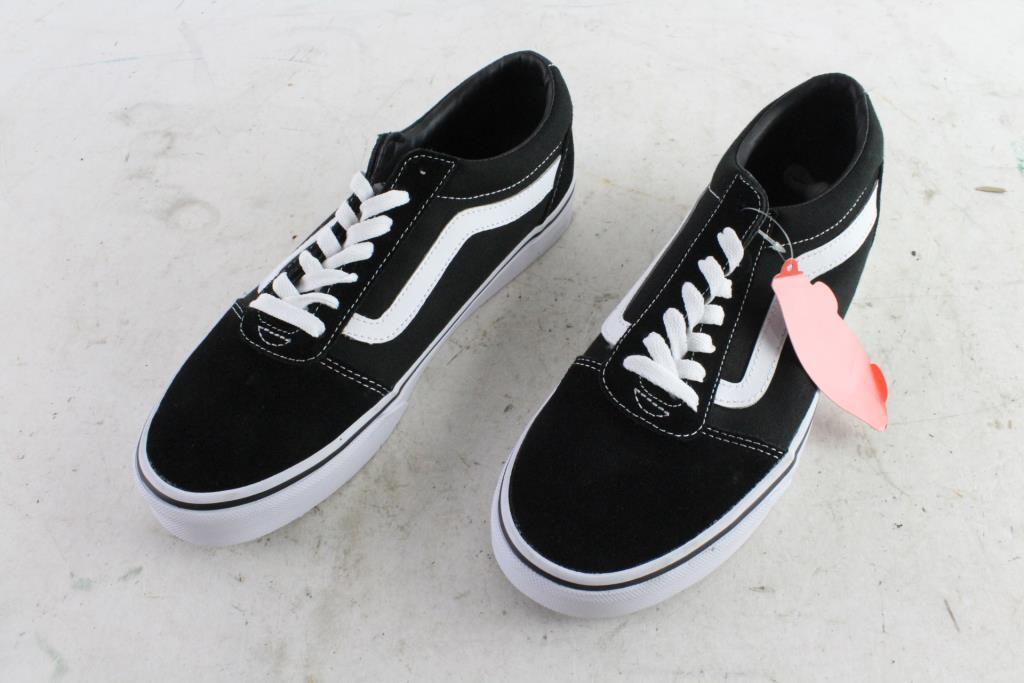 vans mens shoes size 8
