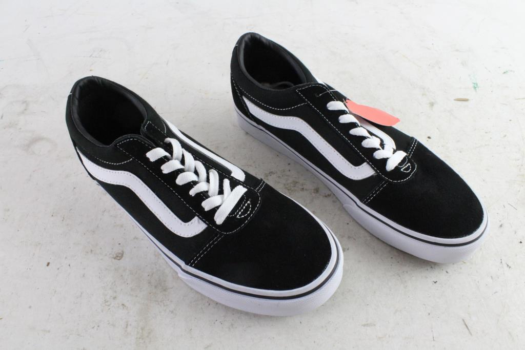 vans men shoes size 8