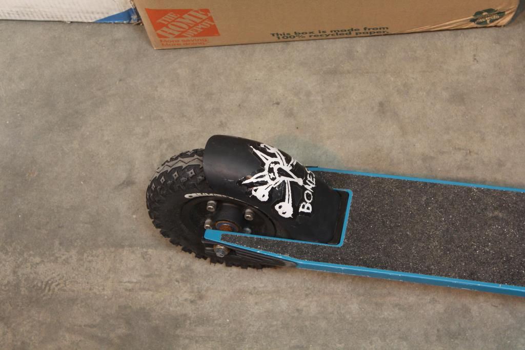 vans scooter