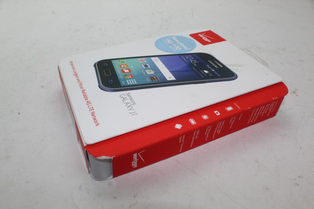 Verizon Prepaid Samsung Galaxy J1 4G LTE Phone | Property Room