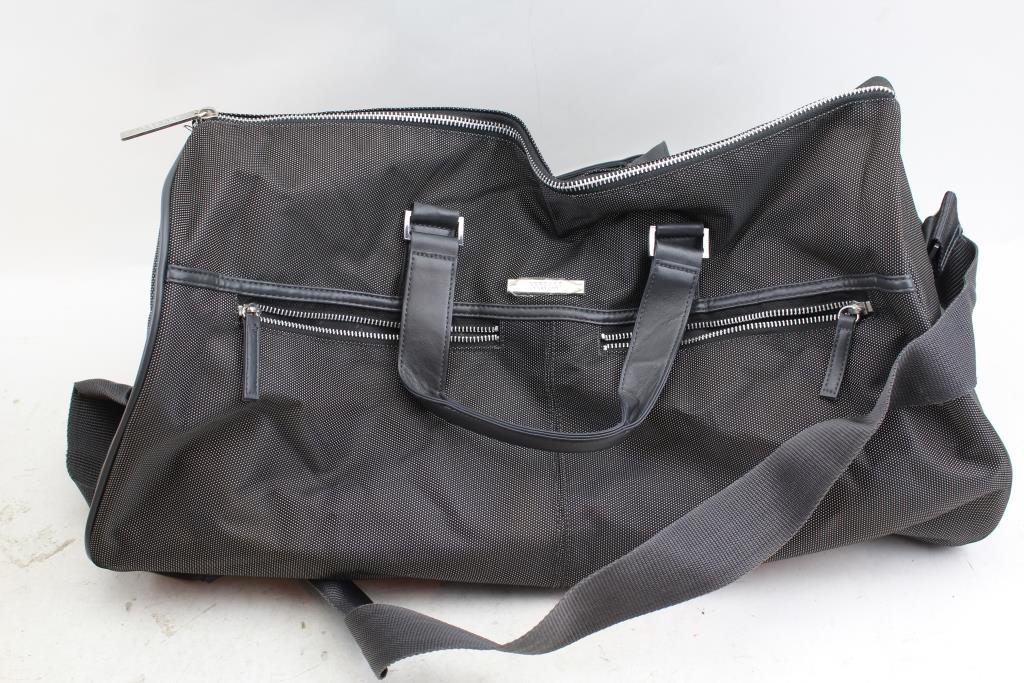 30259b920da7 Versace Duffle Bag
