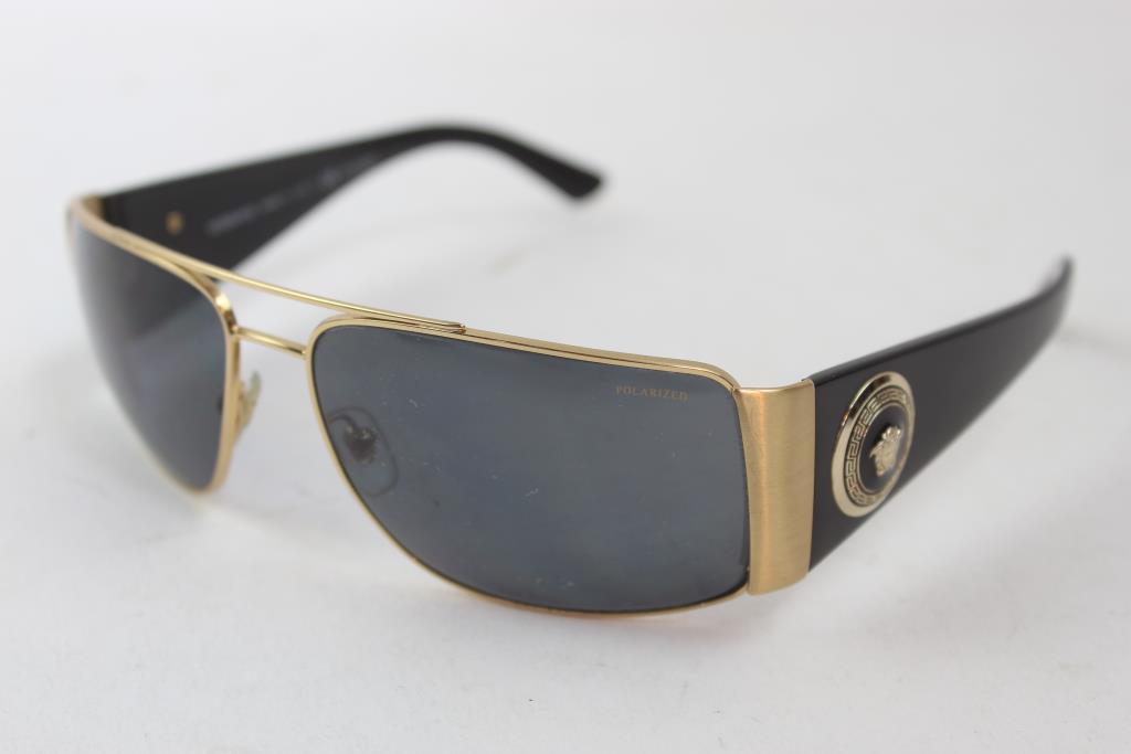 c07dda04bd78 Versace Mens Sunglasses
