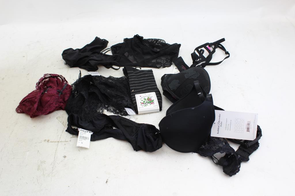 7260f0a6ea6b Victoria's Secret Pink, Bobbie Brooks, & More Women's Undergarments; 5+  Piece Count