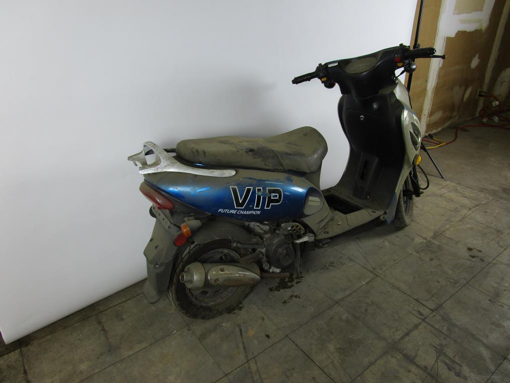 Vip Future Champion Scooter Sold For Parts