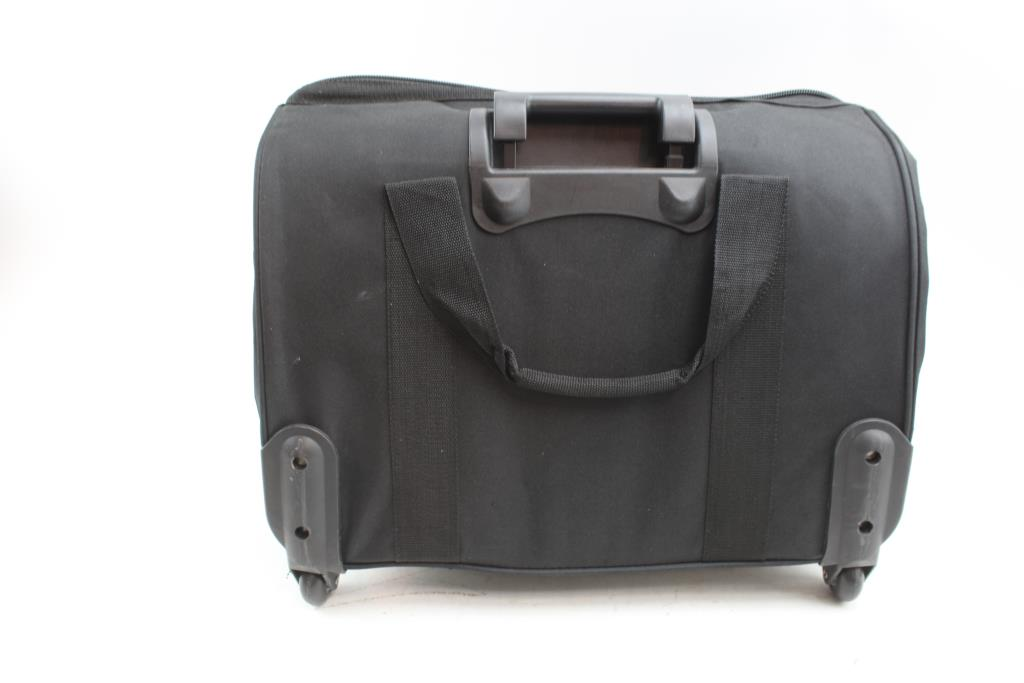 Voyager 20 Inch Rollaway Tool Bag And 15 Carry 2 Items