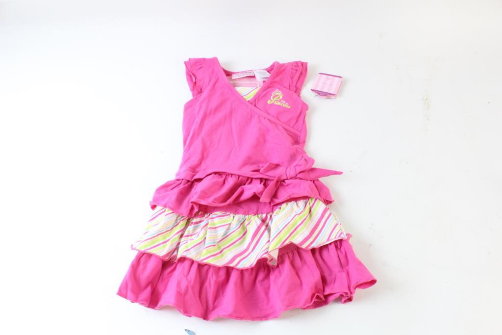 Walt Disney Princess Dress Size 5 Property Room