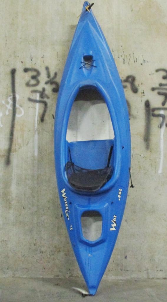 Water Quest Canoe   Property Room
