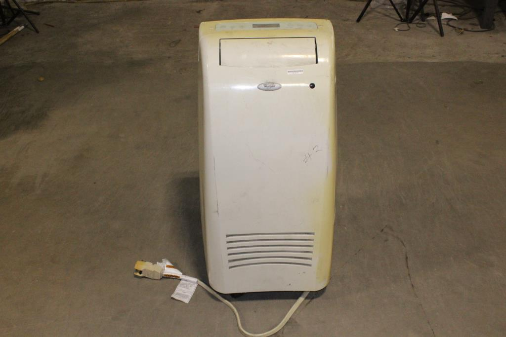 Whirlpool 10,000 BTU Portable Air Conditioner | Property Room