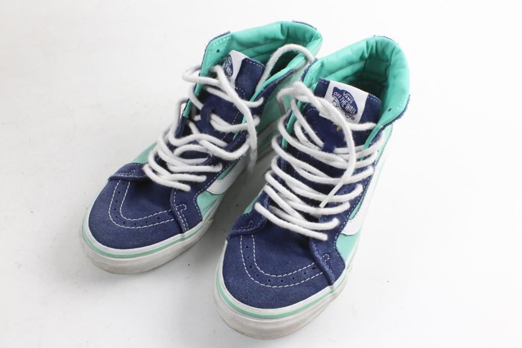 vans shoes womens size 5