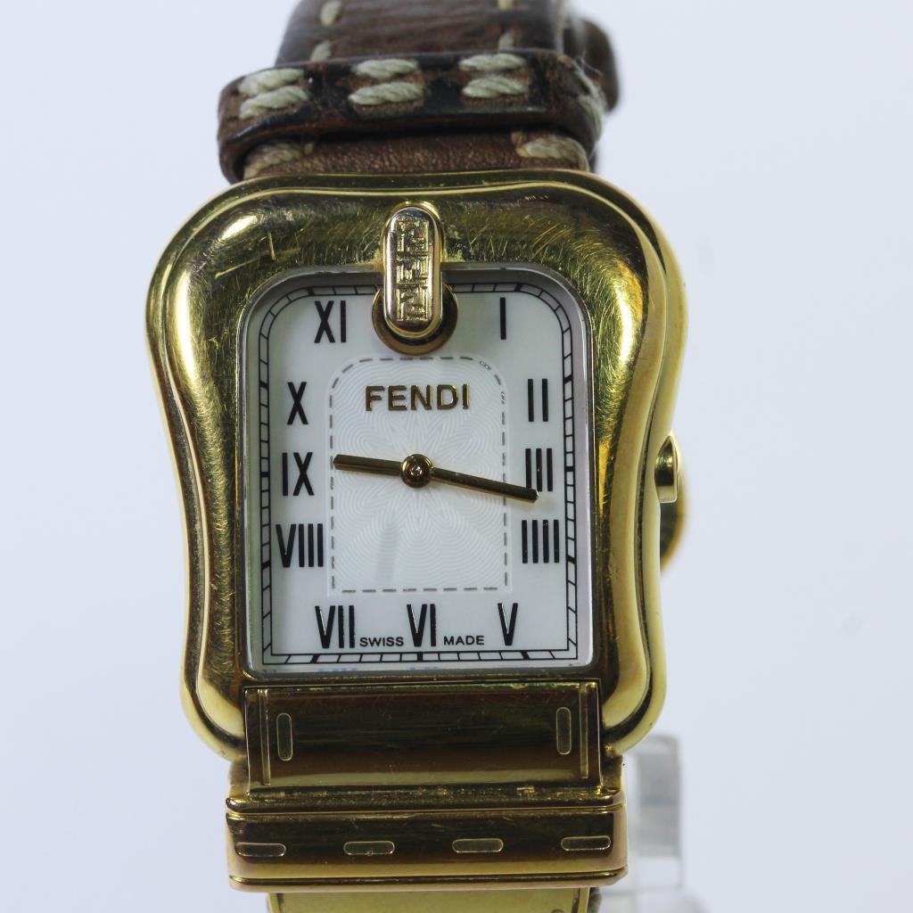 nuovo arrivo e1f75 35b33 Women's Fendi Orologi Buckle Watch | Property Room