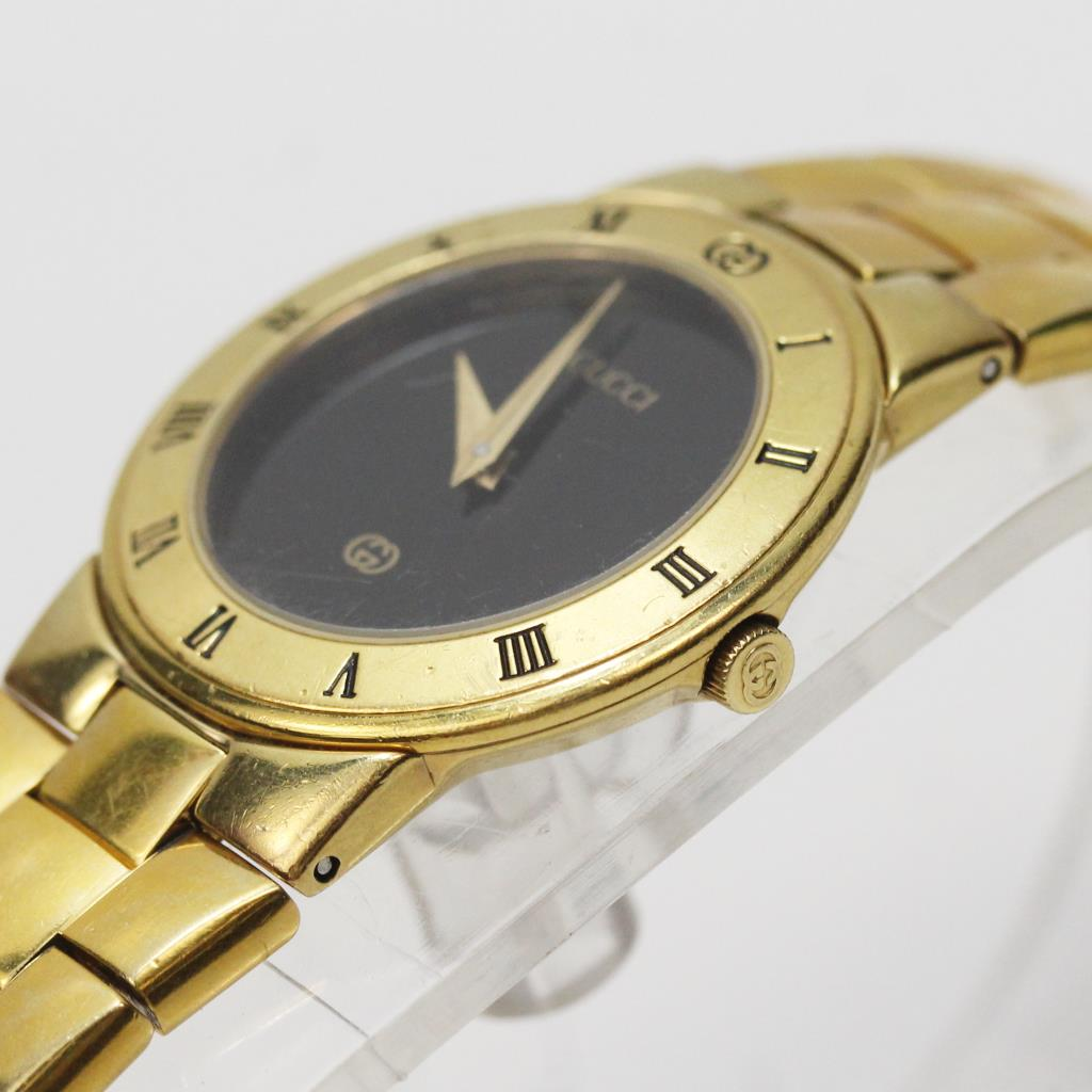 e8a3281a0dd Women s Gucci 18kt Gold Plated Wristwatch