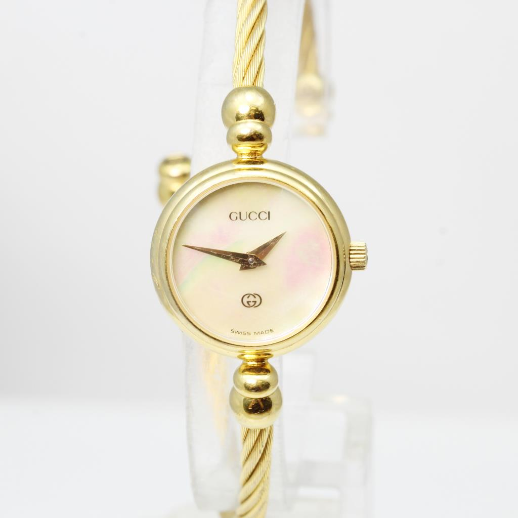 49f4f2cf5ef Women s Gucci 2700L Watch - Evaluated By Independent Specialist ...