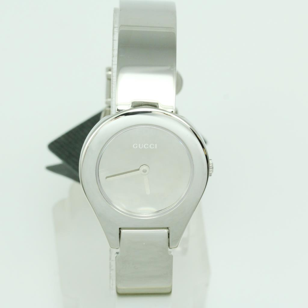 c222760fec9 Image 1 of 7. Womens Gucci 6700L Buckle Watch
