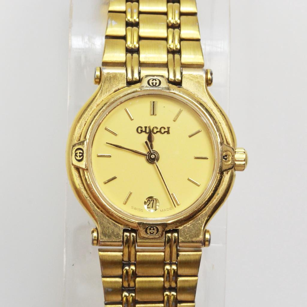 f599daf144d Women s Gucci 9200L Gold Plated Watch