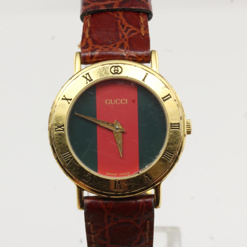 5c73a0363 Women s Gucci Gold-Plated Watch - Evaluated By Independent ...