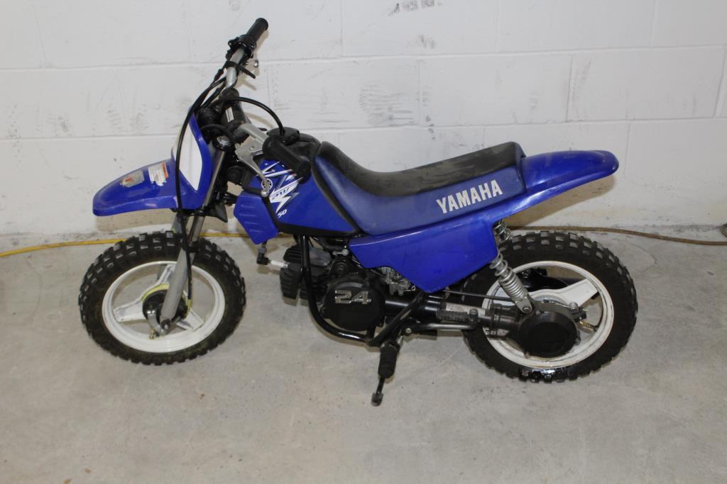 Yamaha Mini Dirt Bike | Property Room