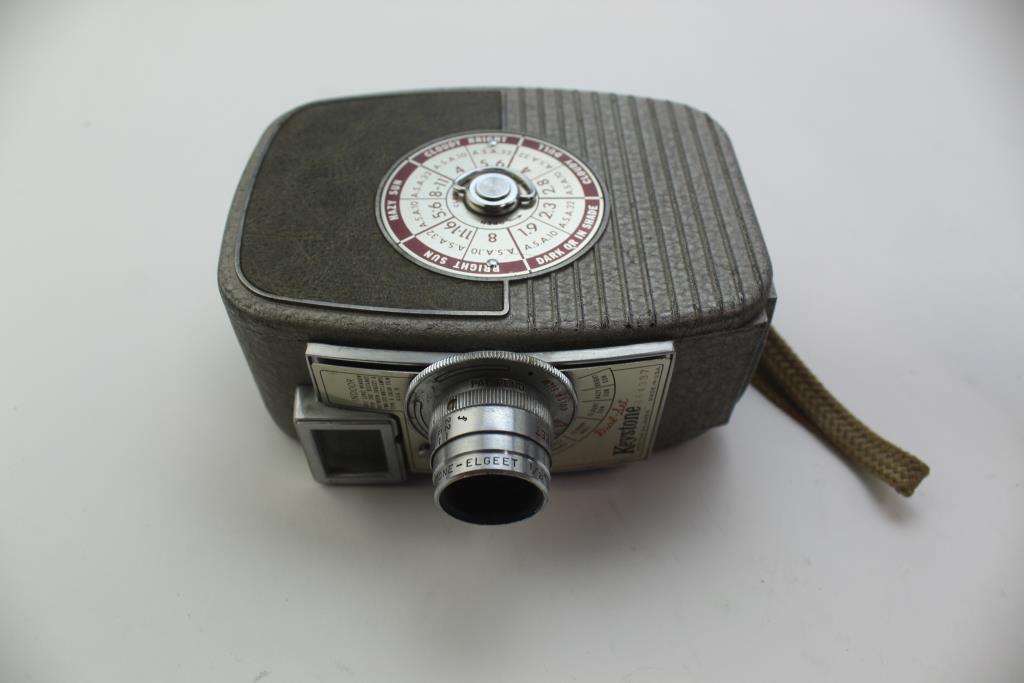 Zeiss Ikon Contessa 35mm SLR Camera, Keystone Dial Set 8mm