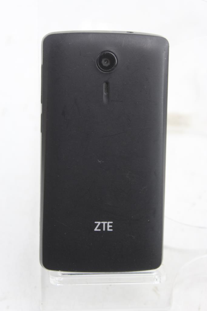Zte Uhura Android Phone 4gb Assurance Wireless Property Room