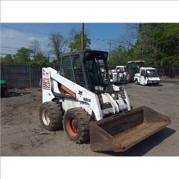 2002 Bobcat 863 (Medford, NY 11763) | Property Room