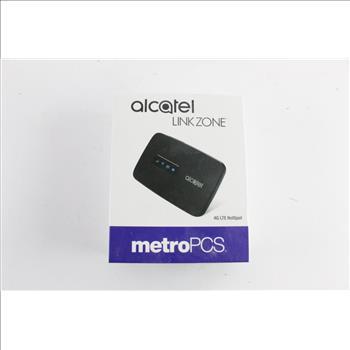 Alcatel Link Zone 4G LTE HotSpot For MetroPCS | Property Room